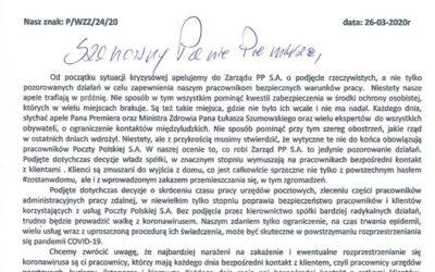 WZZPP apeluje do premiera o pilną interwencję
