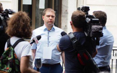Piotr Szumlewicz: Walka z układami