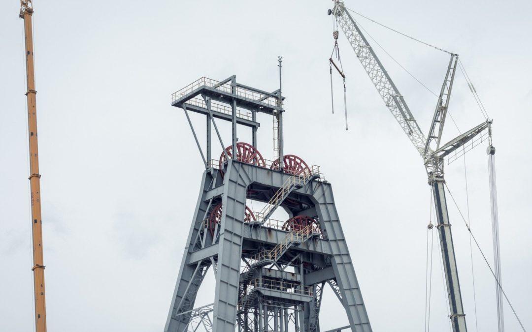 Bronimy górników z kopalni Makoszowy!