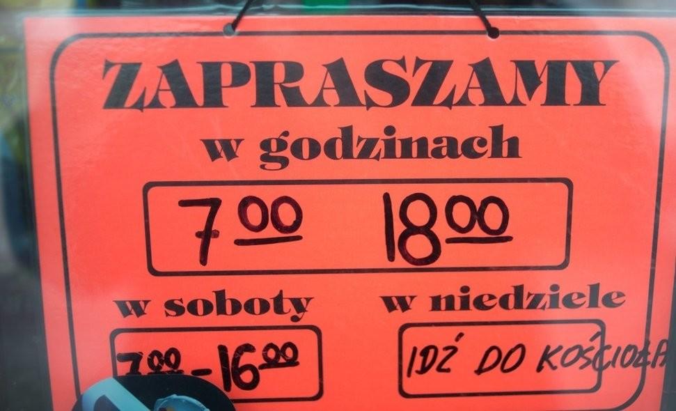 Piotr Szumlewicz: Ograniczenie handlu w niedzielę: rośnie opór
