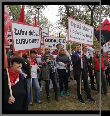 Apelujemy o obniżkę wynagrodzeń zarządu PLL LOT do płacy minimalnej
