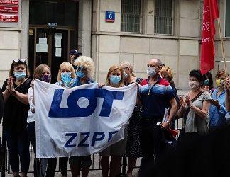 Pomoc dla PLL LOT bez żadnych kryteriów – Polski Fundusz Rozwoju mógł złamać prawo