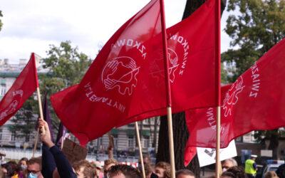 Domagamy się natychmiastowej interwencji rządu na rynku pracy!