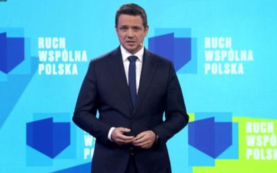 Nie mamy zaufania do nowej inicjatywy Rafała Trzaskowskiego