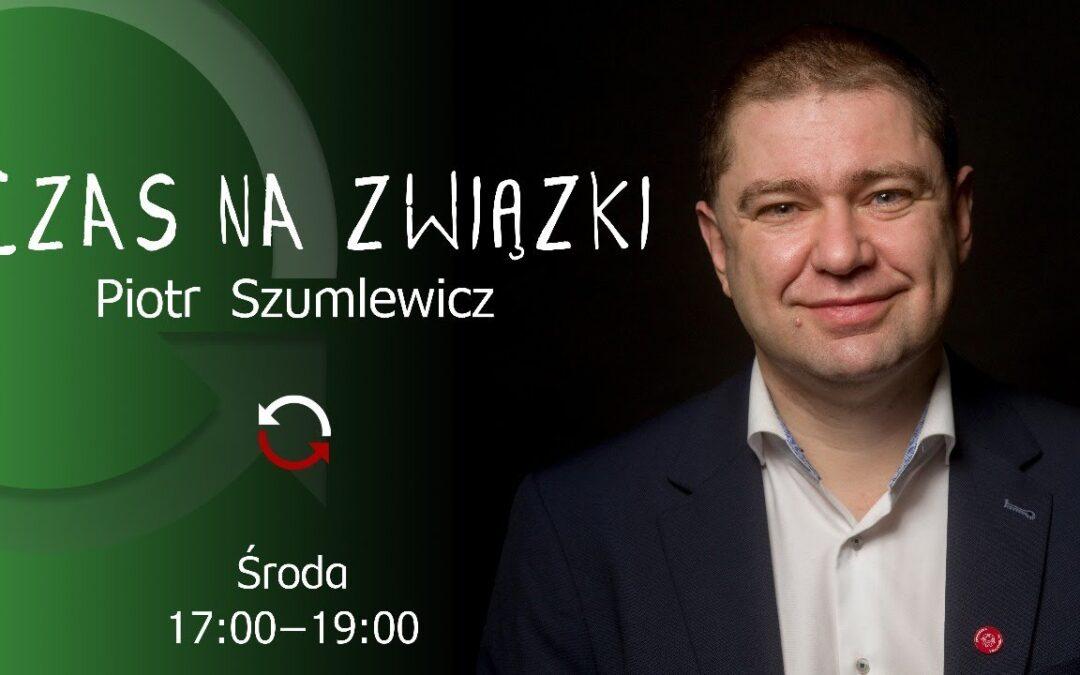 Polecamy program związkowy Piotra Szumlewicza w Resecie Obywatelskim!